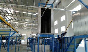 Quy trình sơn tĩnh điện tại Hải Thịnh